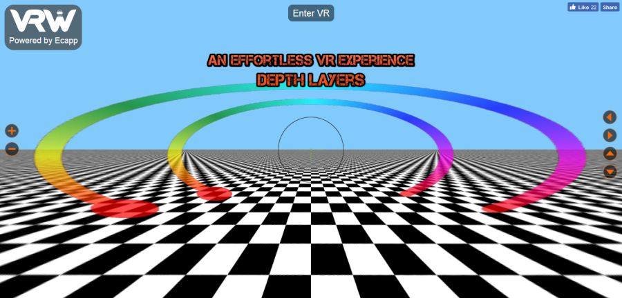 Virtual Reality Websites Effortless VR