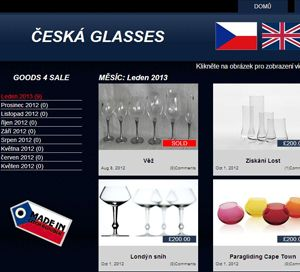 Czech Glasses