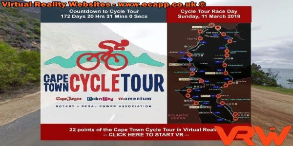 Krpano Cape Town Cycle Tour