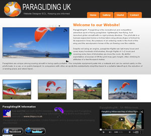 paragliding uk